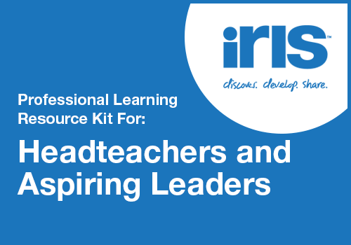 Download your professional leanring resource kit for headteachers and aspiring leaders