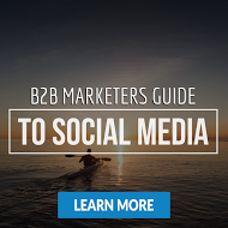 FREE: B2B Marketer's Guide to Social Media Strategy