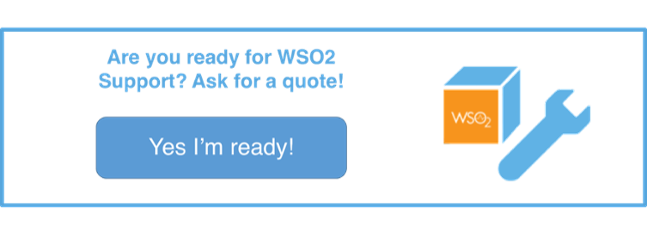Are you ready for WSO2 Support?