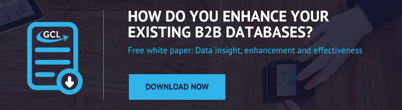 Data insight, enhancement and effectiveness