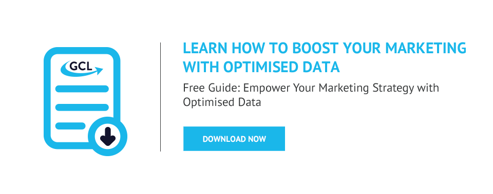 Marketing Data Guide