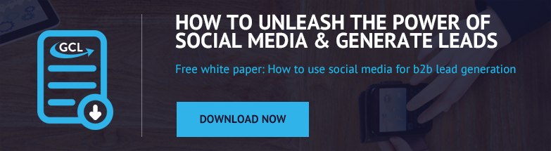 HOW TO USE SOCIAL MEDIA FOR B2B LEAD GENERATION