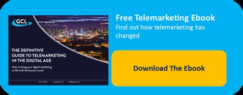 Telemarketing Guide Ebook