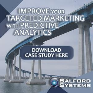 Targeted Marketing Case Study