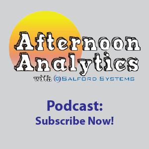 Subscribe to Afternoon Analytics Podcast