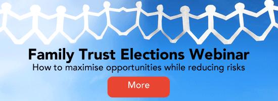 Family trust Election Webinar