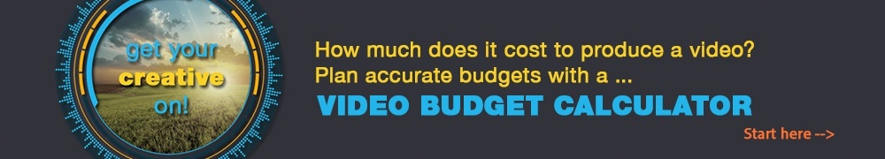 Video Budget Calculator