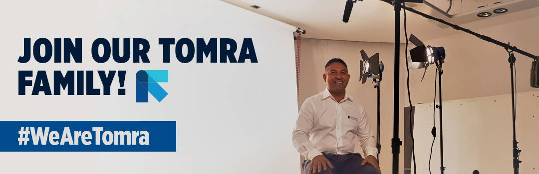 Join the TOMRA family