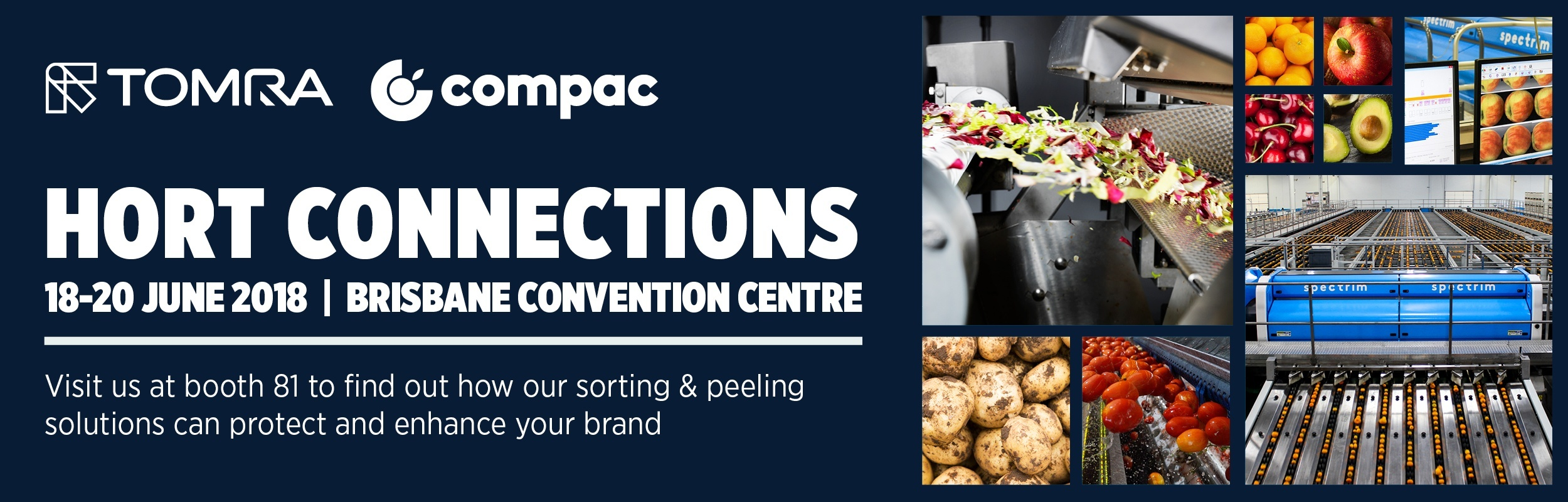 Book a meeting at Hort Connections