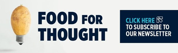 Sign up to food for thought