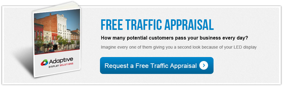 Free Trafic Appraisal