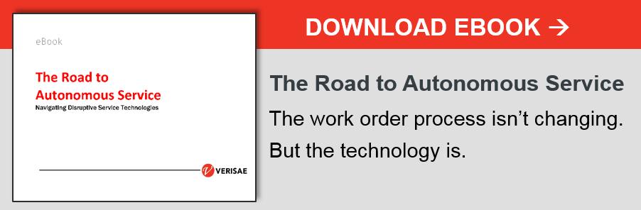 eBook - Road to Autonomous Service