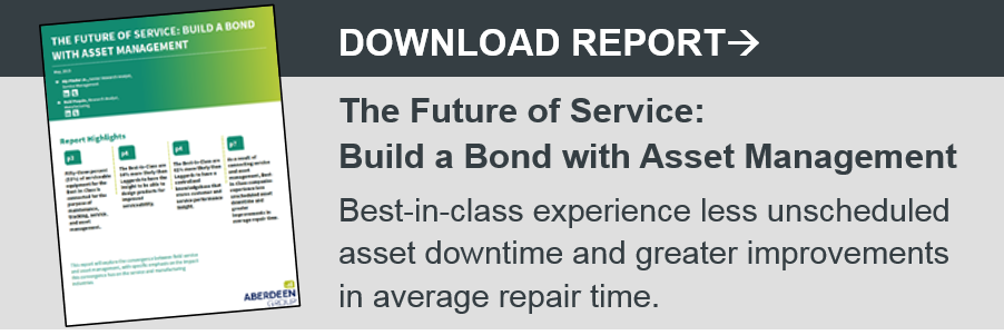 Report - Future of Service - Asset Management