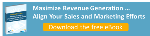 Sales marketing alignment eBook