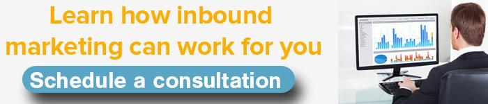 Schedule an inbound marketing consultation with Rapidan Strategies