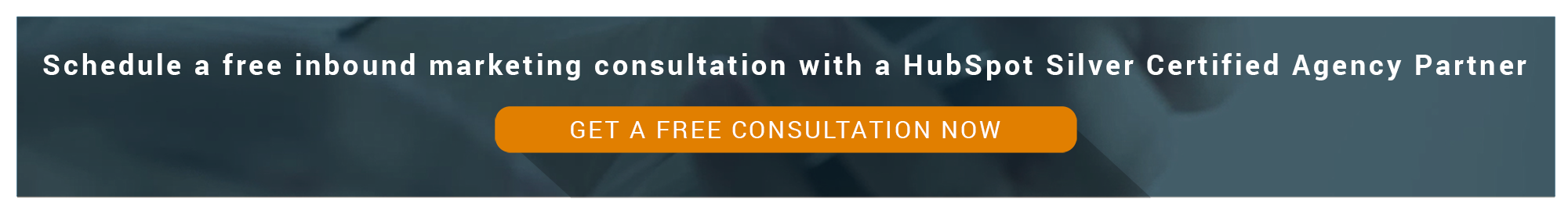 Schedule a free inbound marketing consultation with HubSpot Silver Certified Agency Partner Rapidan INbound