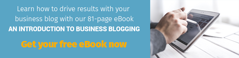 Download AN INTRODUCTION TO BUSINESS BLOGGING