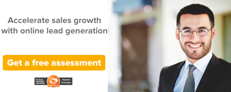 Get a free online lead generation assessment