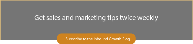 Subscribe to the Inbound Growth Blog