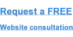 Website consultation  Request a FREE