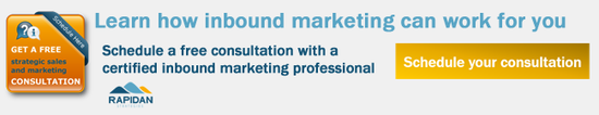 schedule a consultation with a certified inbound marketing specialist