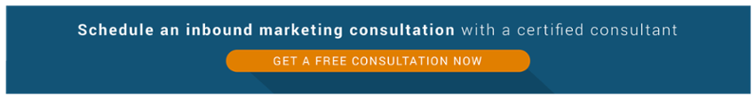 Schedule an inbound marketing consultation with a certified consultant