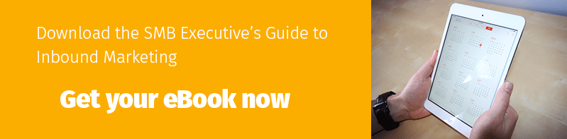 Free Download - The SMB Executive's Guide To Inbound Marketing