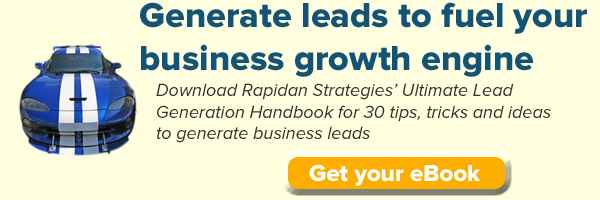 The ultimate lead generation handbook