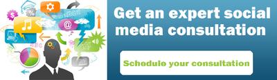 Get a free expert social media consultation