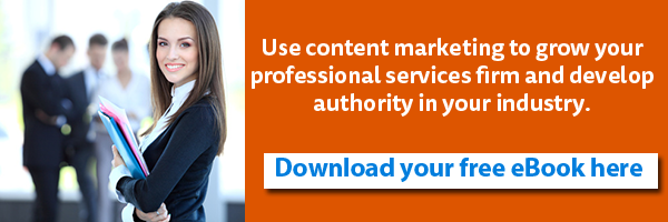 Download the Complete Professional Services Content Marketing Guide
