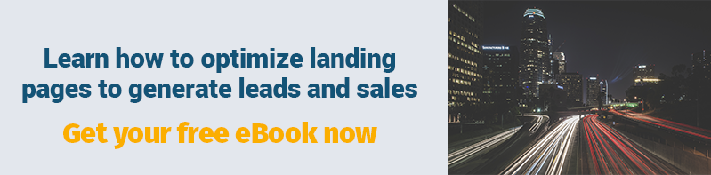 Download the Ultimate Guide to Optimizing Landing Pages