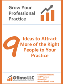 growing your practice for dentists accountants and lawyers