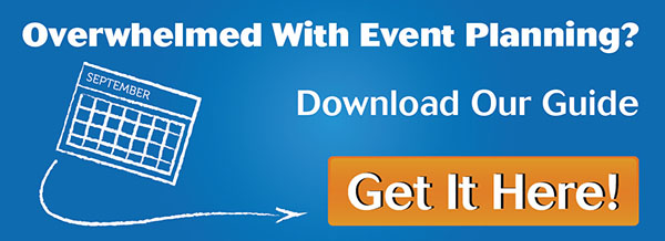 Download our Event  Planning Guide for  Small Staff Associations