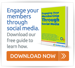 Download our guide to engaging your members through social media