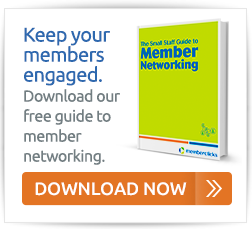 Download our free guide to member engagement and networking