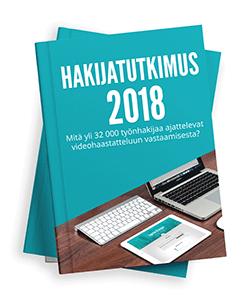 Hakijatutkimus 2018