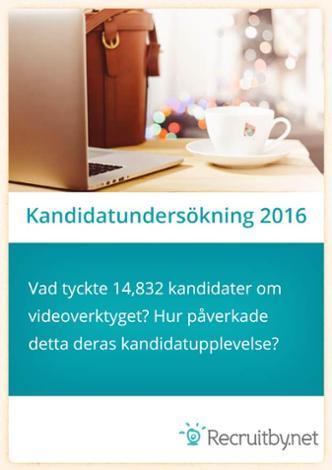 Kandidatundersökning 2016