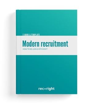 Download modern recruitment e-book