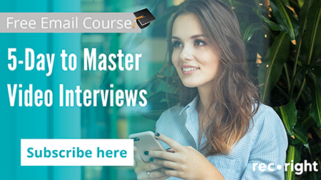 Email course - 5 days to master video interviews