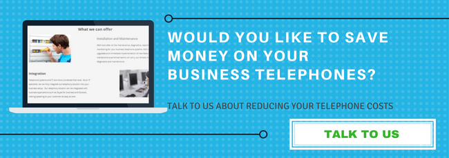 save money on business telephones