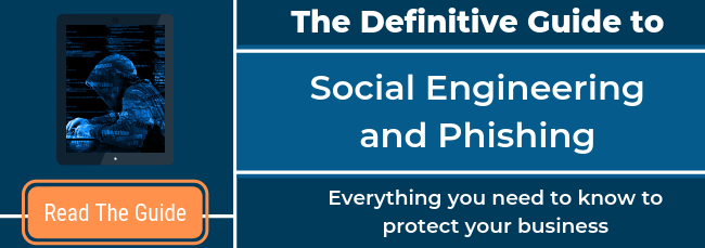 the definitive guide to social engineering and phishing