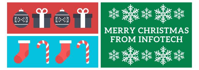 Merry Christmas from InfoTech