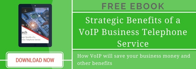 benefits of voip telephone