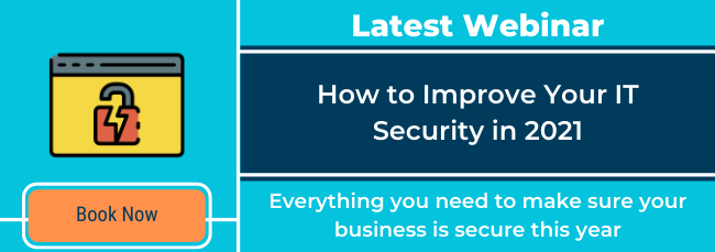 How to improve your IT security