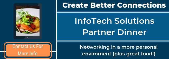 infotech partner dinner contact us for more information