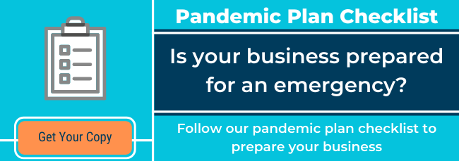 get your copy of the pandemic plan checklist