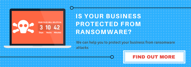 protected from ransomware