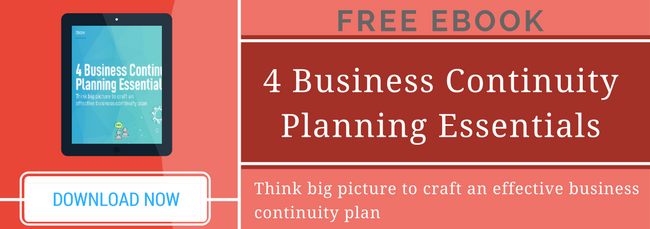 Business continuity ebook