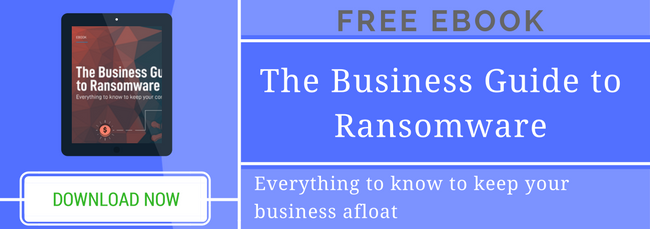 business guide to ransomware