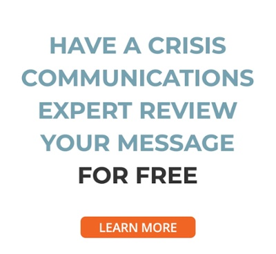 Submit Your Crisis Communication  Draft for a Free Video Review